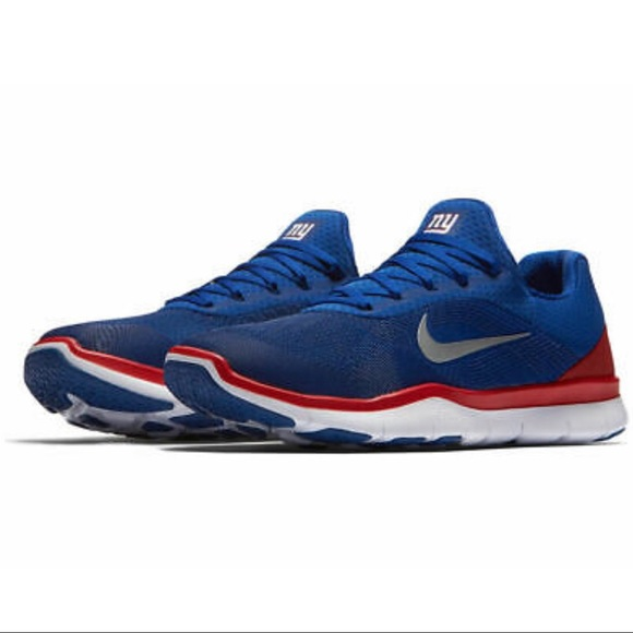 Nike Other - Nike Free New York Giants Men's Tennis Shoes